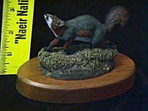 Audubon Collection-RED FOX (Image1)