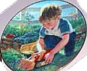 Forgive Us Our Trespasses #4 The Lords Prayer Williams Hamilton Roman Boy play Trucks (Image1)