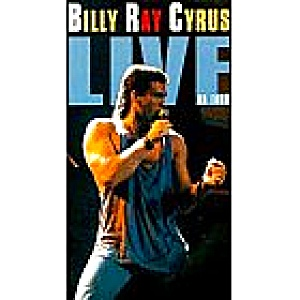 Billy Ray Cyrus Live Country Concert Music Video VHS NTSC 1992 #4400859553 New Unopen (Image1)