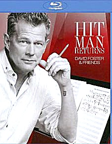 David Foster Hit Man Returns Blu-ray Live Vid Mcbride Summer Cole Khan Ne-yo Ewf Seal