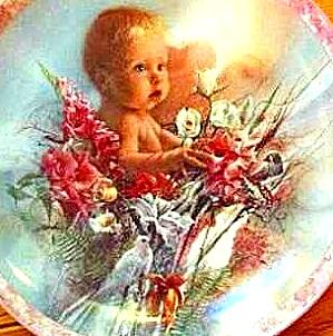 Timeless Treasure Heaven Sent Bogle Baby Girl 84-B10-91.3 Angel Dove Wren Parrot Quai (Image1)