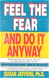Feel The Fear And Do It Anyway Unabridged 4 Cassettes Dr. Susan Jeffers Self-help Psy