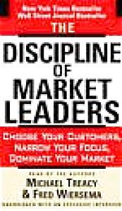 The Discipline of Market Leaders Fred Wiersema Michael Treacy Business Entrepreneurs (Image1)