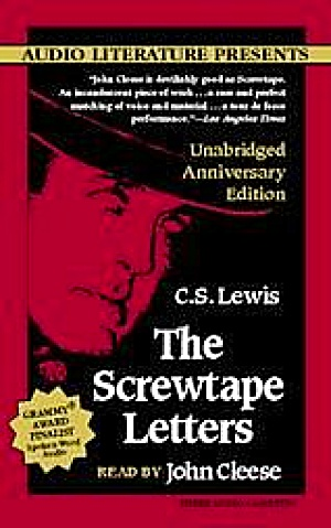 Screwtape Letters CS Lewis John Cleese Grammy 1574532618 Monty Python 3 Cs Unabridged (Image1)