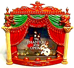 1999 Phantom Of The Opera #1 Broadway Series Music Of Night M. Crawford Cxor064a