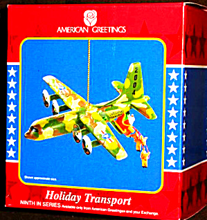 American Greetings Operation Santa HOLIDAY TRANSPORT #MMORN-004L 9TH ANNIVERSARY 2004 (Image1)