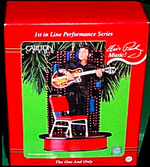 Carlton 1st Line Performance Elvis The One and Only 2001 #1 Are You Lonesome Tonight? (Image1)