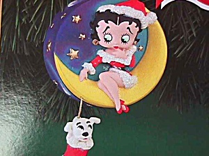 1999 Betty Boop Ooh! Merry Christmas! Sound Hear Betty say: Boop Oop A Doop CXOR055A. (Image1)