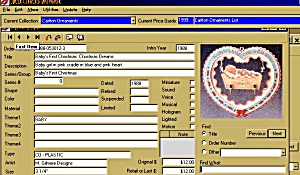 CARLTON ORNAMENT LTD. DATABASE UP THRU '99 (Image1)