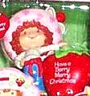 Have a Berry Merry Christmas Strawberry Shortcake scented American Greeting AXOR-013J (Image1)