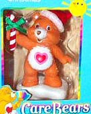 2003 American Greetings Care Bears Bear Christmas Axor-014j
