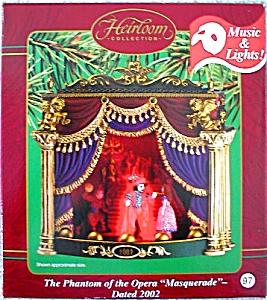 02 CXOR-089G The Phantom Memorable MASQUERADE 4th Broadway Show #97 Music & Light (Image1)