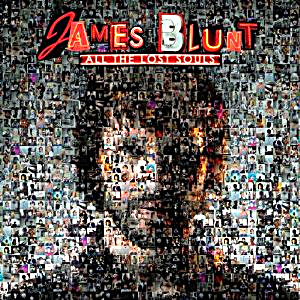 James Blunt New CD All The Lost Souls 2007 10 Songs 286396-2 B000SZLSB2 075678997242 (Image1)