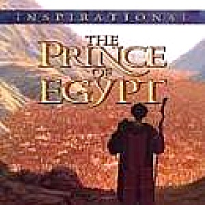 The Prince Of Egypt Original Soundtrack Inspirational 98 NEW Jars Clay dc Talk Carmen (Image1)