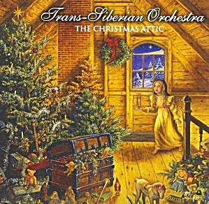 The Christmas Attic Trans-Siberian Orchestra 17 SONG Lava 83145-2 Symphonic Noel 2002 (Image1)
