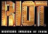 R.I.O.T. Righteous Invasion of Truth Carman 1995 CD Sparrow SPD1422 CCM Chordant RBI (Image1)
