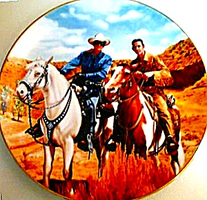 Lone Ranger & Tonto Classic Tv Westerns Milnazik Indian Clayton Moore Jay Silverheels