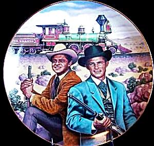 Classic TV Western Wild, Wild West Milnazik Ross Martin Robert Conrad James West 60's (Image1)