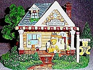 Cherished Teddie Village - Toys For Teddies P. Hillman Hamilton Mail-Order (Image1)