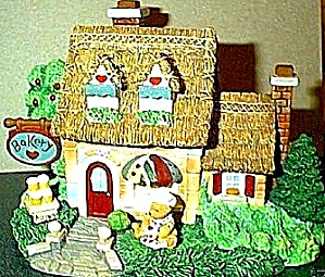 Sweet Treats For Teddie : Cherished Teddies Village / P. Hillman Hamilton Mail Order