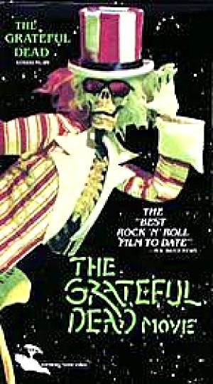 THE GRATEFUL DEAD MOVIE VHS Tape 1976 Mint New Unopened Original 131 min. Garcia Gast (Image1)