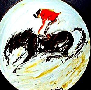 #2 BRONCO :Western / Degrazia/ Arizona Cowboy (Image1)