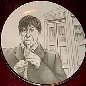 DR. WHO The Second 2nd Doctor Patrick Troughton 1966-1969 Royal Albert Bone China BBC (Image1)