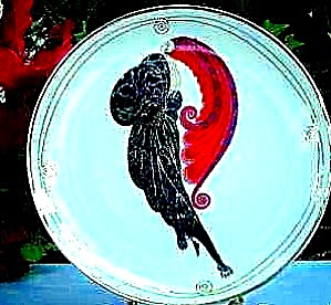 Beauty & The Beast House Erte Sevenarts Elegance Franklin d'Tirtoff panther jaguar 93 (Image1)