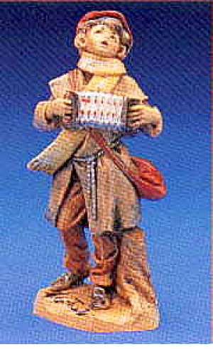 1995 LUKE - Fontanini PERSONAL US American TOUR EXCLUSIVE Signed by E. Simonetti (Image1)