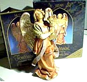 LEAH ANGEL OF LIGHT Fontanini Club Symbol Membership Simonetti Member Gift 1997 65375 (Image1)
