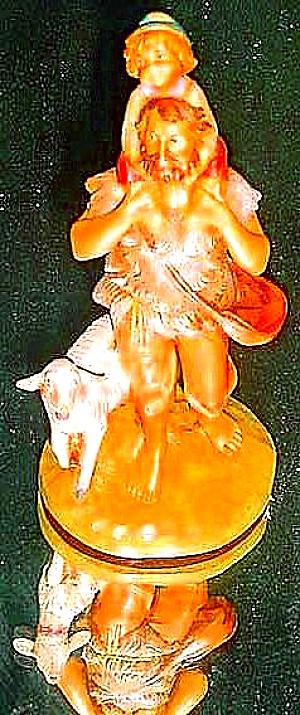 1993 JESHUA & ADIN LIMITED EDITION HEIRLOOM # 65245 Italian Version E. Simonetti (Image1)