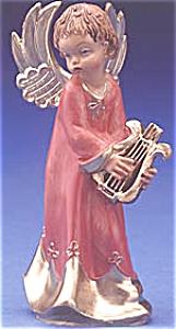Gift of Joy Fontanini Collectors' Club Renewal Symbol Membership Gift RSMG Angel Lyre (Image1)