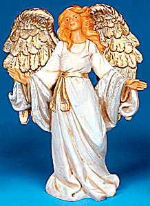 Francesca 59512 Angels Tuscany 5 Inch Fontanini Heirloom Nativities Collection ''03