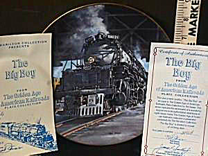 Golden Age of American Railroads- The BIG BOY (Image1)