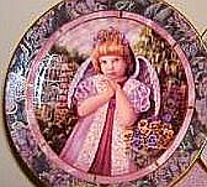 GARDENS OF INNOCENCE KINDNESS Angel Artist Donna Richardson Bradex 84-B10-10.11 (Image1)