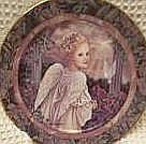 GARDENS OF INNOCENCE #7 PEACE Donna Richardson Bradex 84-B10-10.7 Girl Angel Blonde94 (Image1)