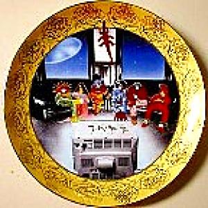 MARS HOTEL PART #2 Back Cover GRATEFUL DEAD ALBUM COVER ART Classic Stanley Mouse '99 (Image1)