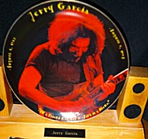Jerry Garcia Creative Collectible Flashback 95 Stand Swearingen Grateful Aint A Shame