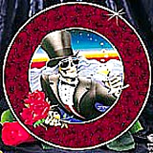 Grateful Dead Art 1 ONE MORE SATURDAY NIGHT Stanley Mouse Deadhead Greatful 60s 1997 (Image1)