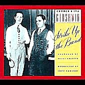George & Ira Gershwin Strike Up The Band 2cd 111pg Bk Elektra Nonesuch Box Set 91 Cut