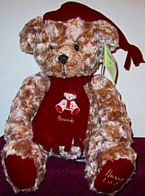 1999 Harrod's Holiday Bear