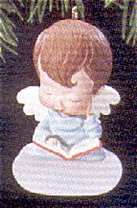 1993 QX428-2 Mary's Angels#6 Ivy Sixth Series Mary Hamilton Joy (Image1)