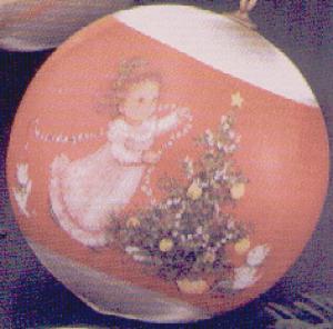 SATIN BALL 1978-QX216-3 GRANDDAUGHTER (Image1)