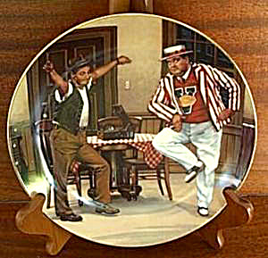 The Hucklebuck 2 Honeymooner Classic TV Dance Carney Ed Norton Gleason Kramden Kilmer (Image1)