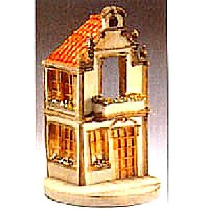 Bavarian Cottage Olszewski Goebel Hummel Along Kinder Way Kinderway #995-D (Image1)