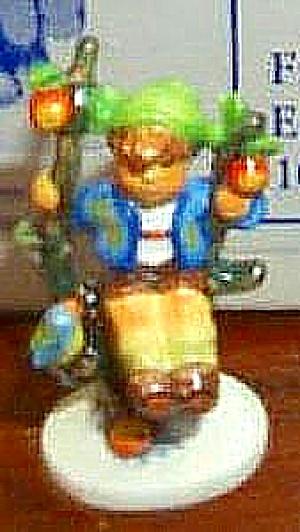 Apple Tree Boy Olszewski Goebel Hummel Along Kinder Way Kinderway 257-P 257P 372 (Image1)