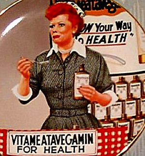 IT'S JUST LIKE CANDY -  I LOVE LUCY TV SHOW (Image1)