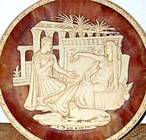 ANTONY CLEOPATRA ANTHONY Great Romances History Romanelli California Bradex84-131-3.1 (Image1)