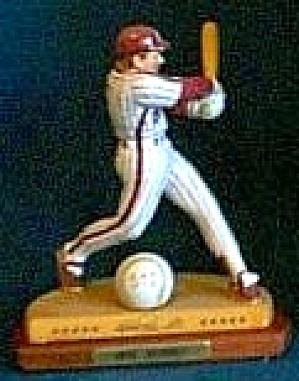 MIKE SCHMIDT Hamilton SI Sports Impressions Legendary Hitters Philadelphia Phillies (Image1)