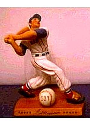 TED WILLIAMS Hamilton SI Sports Impressions Legendary Hitters 500 MLB Boston Red Sox (Image1)